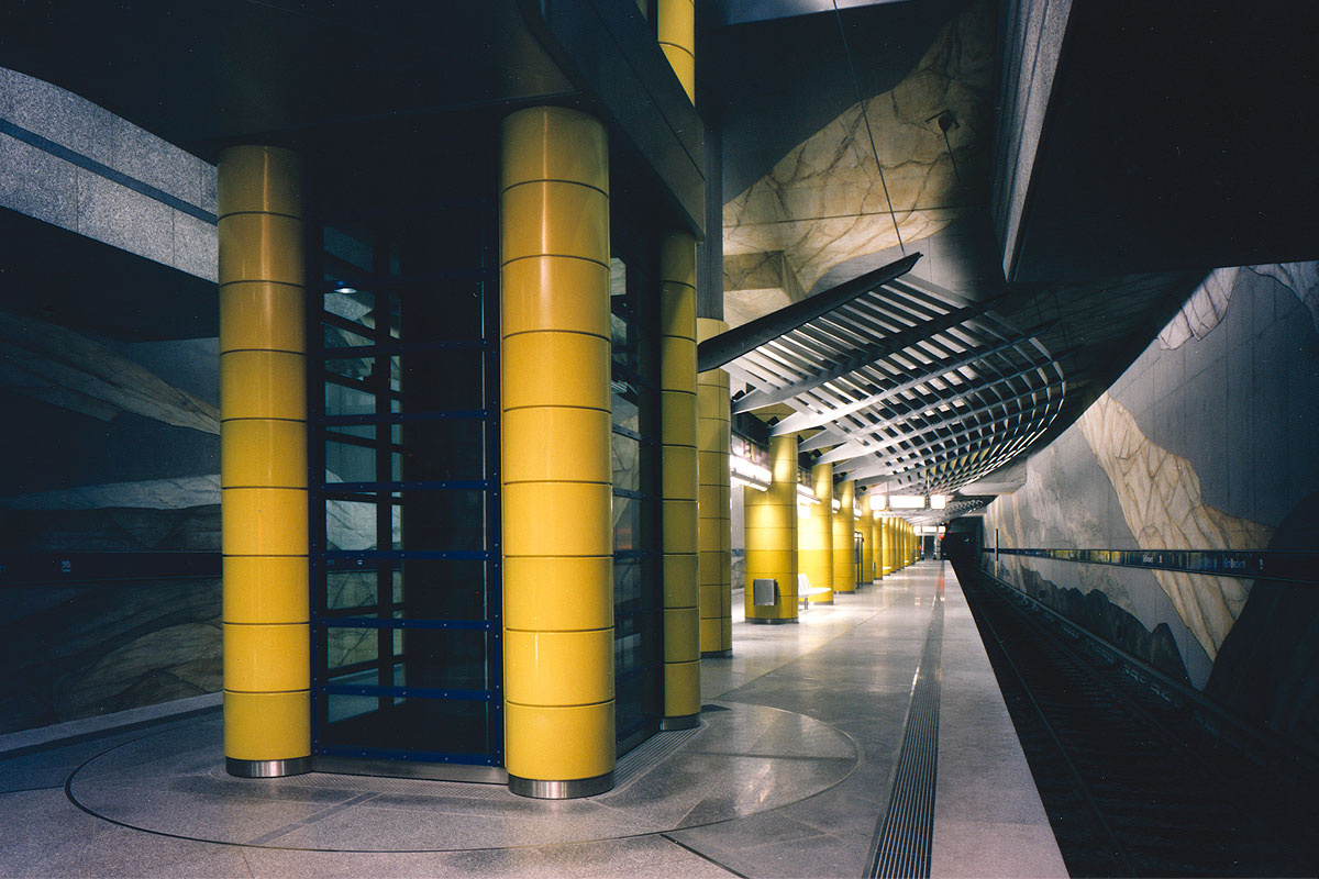 U-Bahn Grosshadern_1
